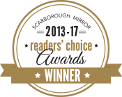 Scarborough Mirror Reader's Choice Award