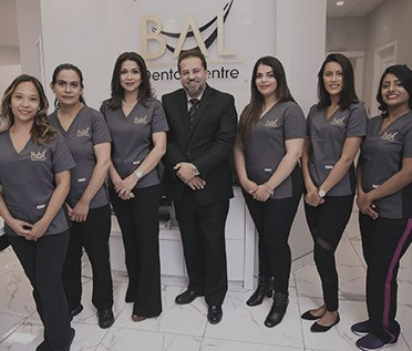 the Scarborough Bal Dental Centre team