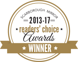 Scarborough Mirror Reader's Choice Award logo