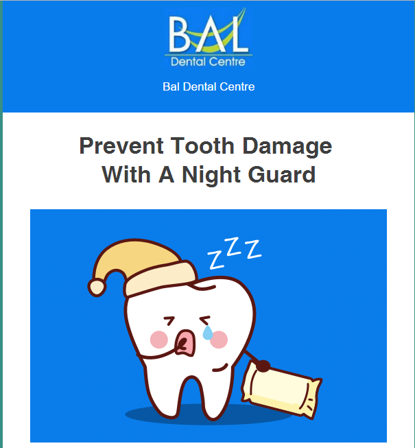 BAL DENTAL CENTRE : Night Guard